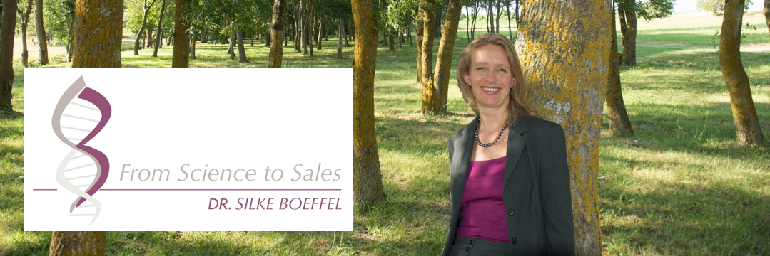 From Science to Sales